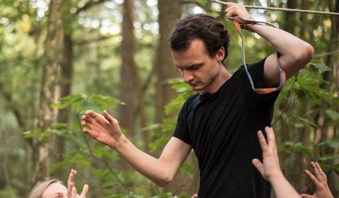 Wald und Seil
