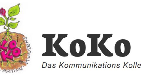 Logo Kommunikationskollektiv Koko
